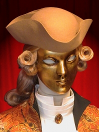 SMALL THREE-CORNERED-TRICORN HAT