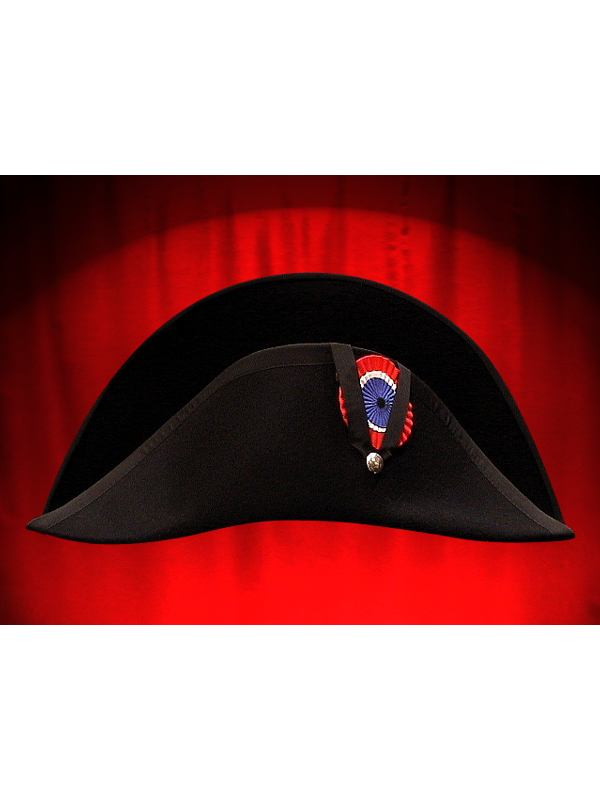 Zweispitz Hut Hut Napoleon