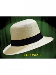 O CHAPEU PANAMA COLONIAL