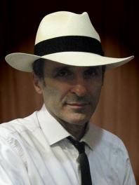 Chapeau PANAMA type BORSALINO