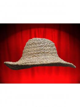 Chapeau de paille BAGNARD
