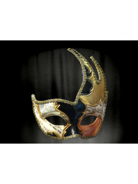 MASKS VENICE WINGED COLUMBINA