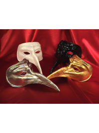 VENICE MASKS LONG light PLASTIC NOSE