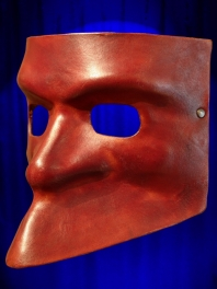MASK VENICE LEATHER BAUTA