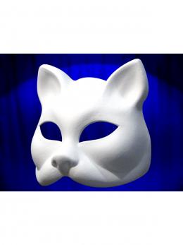 MASKS VENICE WHITE CAT