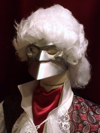 PERRUQUE MOZART XVIII HOMMES