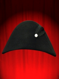 BLACK COCKED HAT - BICORN 1st EMPIRE