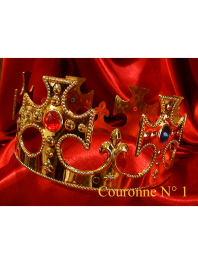 CROWNS KING GOLD