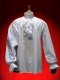 REMOVABLE FRILLED MAN SHIRT