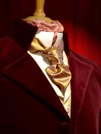 FROCK COAT EMPIRE VELVET