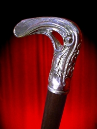 WALKING STICKS ART NOUVEAU