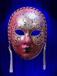 MASK OF VENICE FACE BERTA