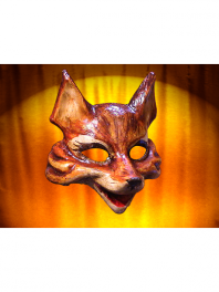 MASK VENICE FOX