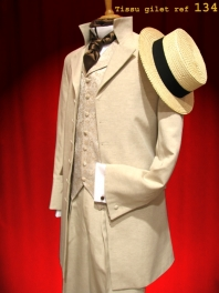 Frock coat Empire Clear