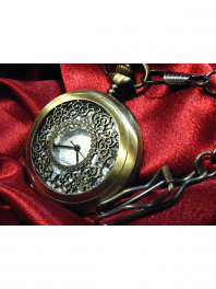 QUARTZ POCKET WATCH LACE