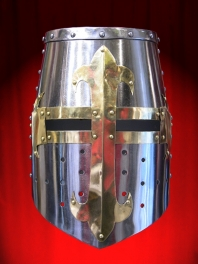 HELMET OF TEMPLIER