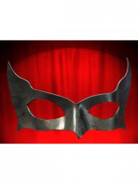 MASKE BATMAN LEDER SUPER HERO