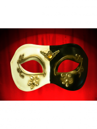 MASK COLOMBINA FREGIO