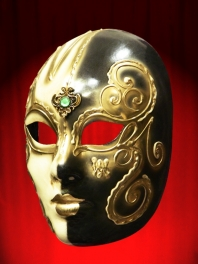 MASQUE VENITIEN VISAGE DECORATION FREGIO