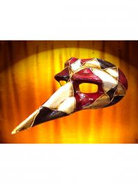 Maske CAPITANO_IJ PAPPMACHE