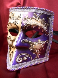 "The BAUTA MASK "" NIGHT & DAY ""."