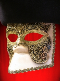 VENETIAN MASK for MAN BAUTA_RIC_S_MARCO