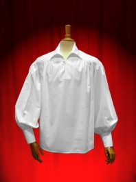 ROMANTIC MAN SHIRT MIXED COTON