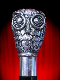 WALKING STICKS OWL