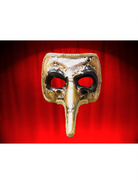 COMEDIA MASK VENICE LONG NOSE ASSO