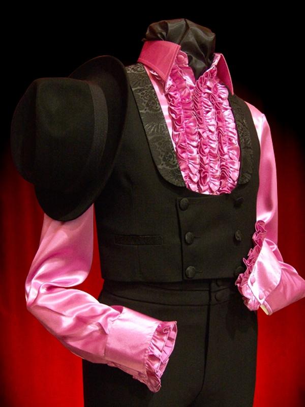 pantalon torero ou toreador noir taille haute. Black Bedroom Furniture Sets. Home Design Ideas