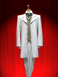 LIGHT JACKET FROCK COAT
